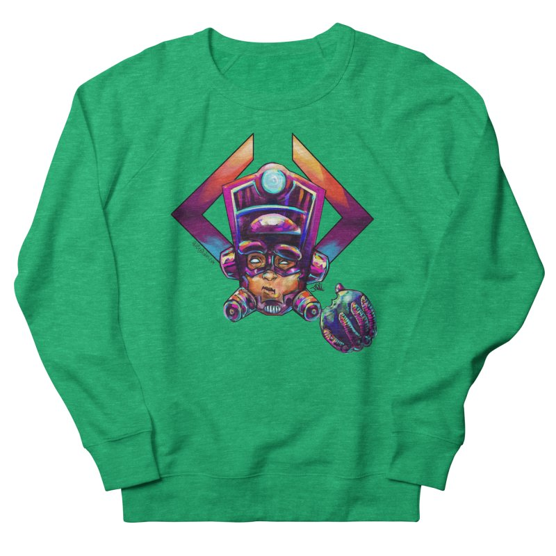Jagolactus Women's French Terry Sweatshirt by All City Emporium's Artist Shop