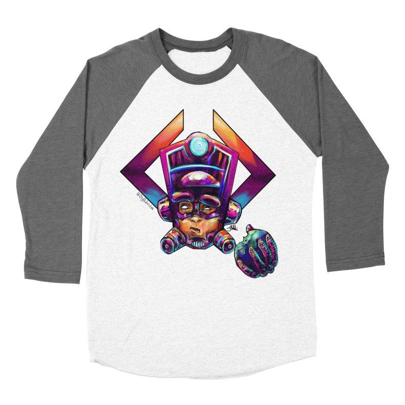 Jagolactus Women's Baseball Triblend Longsleeve T-Shirt by All City Emporium's Artist Shop