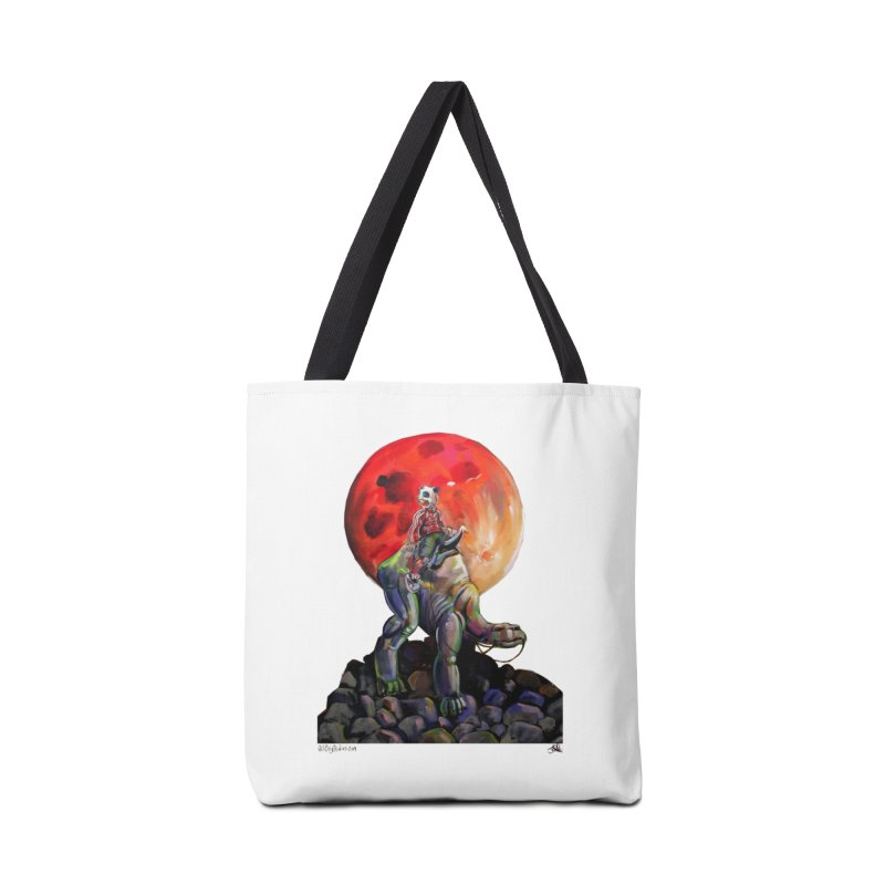 Pandaboi Accessories Tote Bag Bag by All City Emporium's Artist Shop
