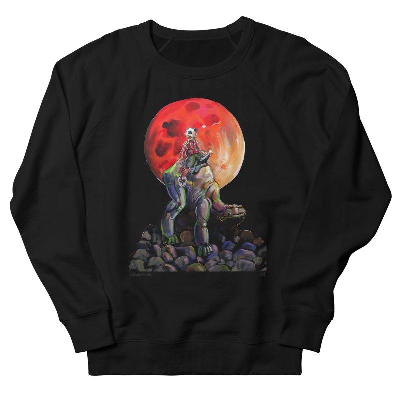Pandaboi Women's French Terry Sweatshirt by All City Emporium's Artist Shop