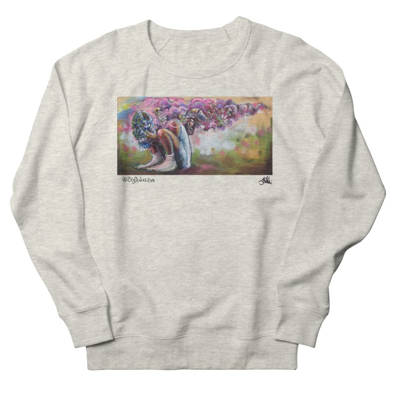Thought Process Men's French Terry Sweatshirt by All City Emporium's Artist Shop