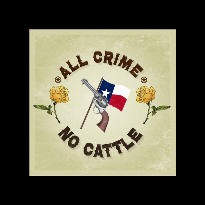 Vintage Logo by All Crime No Cattle Shop