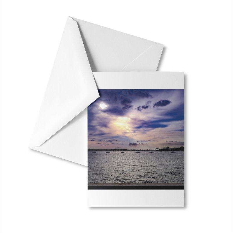 Eyes In The Sky Accessories Greeting Card by Allen Williams