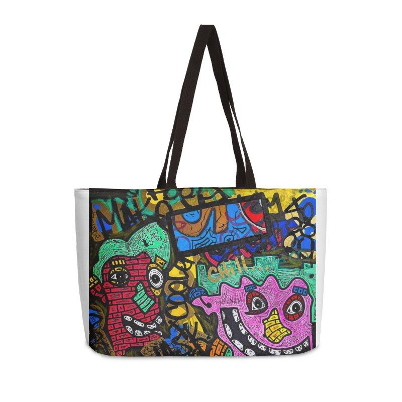 Chill Dude Accessories Bag by Allen Williams