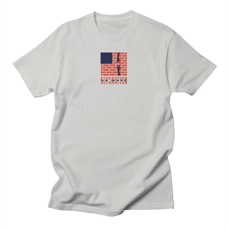 No More Separation Men's T-Shirt by Alleviate Apparel & Goods