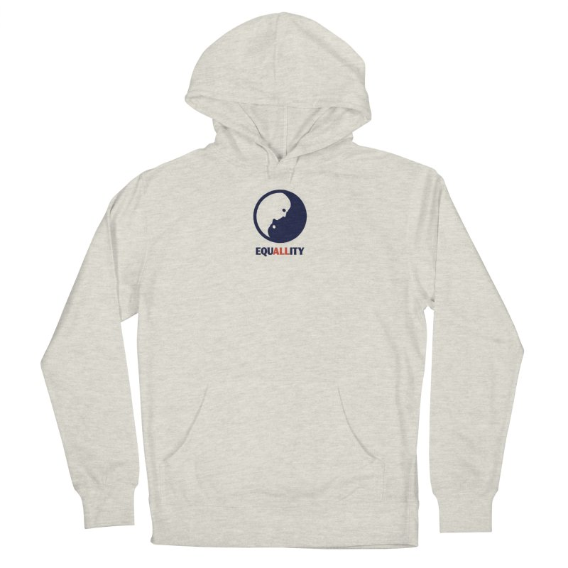 Equallity Women's French Terry Pullover Hoody by Alleviate Apparel & Goods