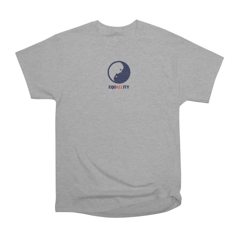 Equallity Men's Heavyweight T-Shirt by Alleviate Apparel & Goods