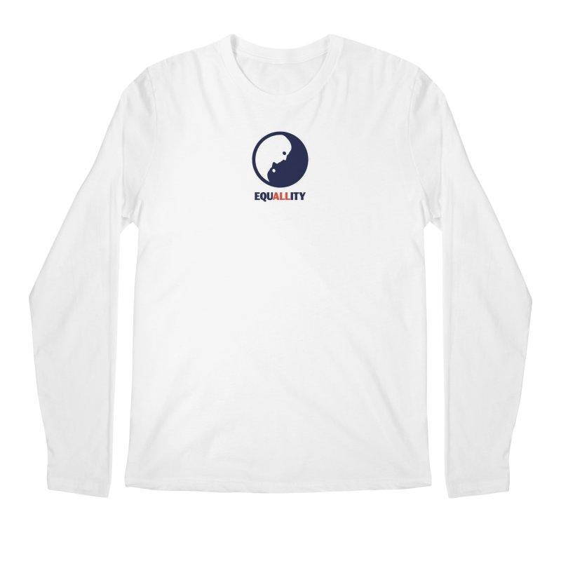 Equallity Men's Regular Longsleeve T-Shirt by Alleviate Apparel & Goods