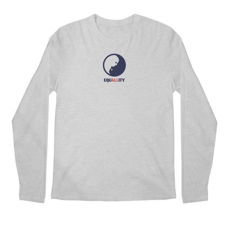 Equallity Men's Longsleeve T-Shirt by Alleviate Apparel & Goods