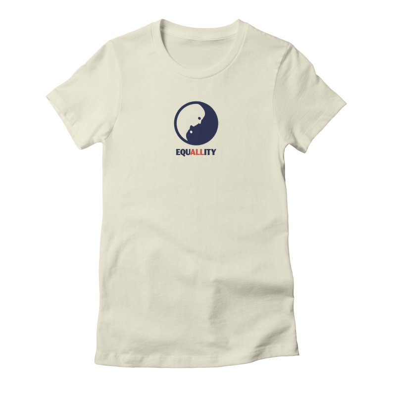 Equallity Women's T-Shirt by Alleviate Apparel & Goods