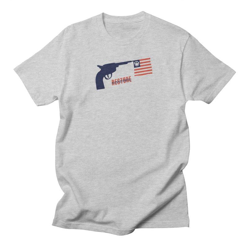 Restore Control Women's Regular Unisex T-Shirt by Alleviate Apparel & Goods