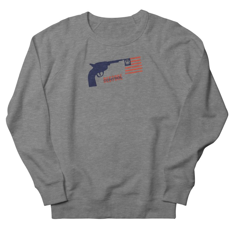 Restore Control Men's French Terry Sweatshirt by Alleviate Apparel & Goods