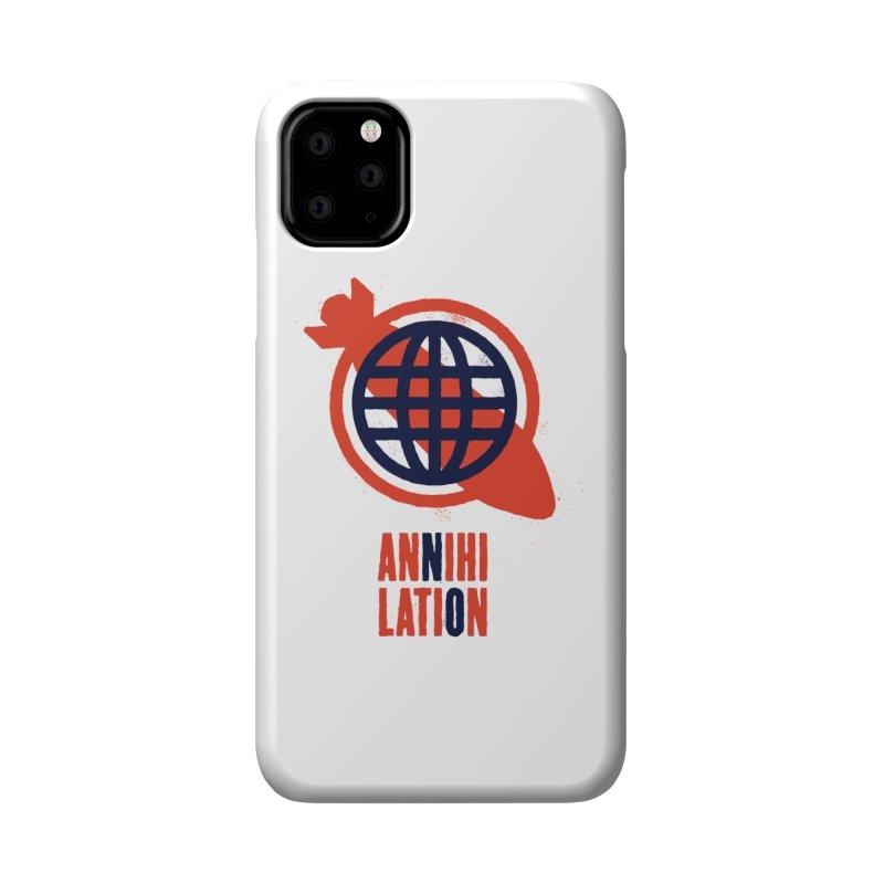 No Annihilation Accessories Phone Case by Alleviate Apparel & Goods