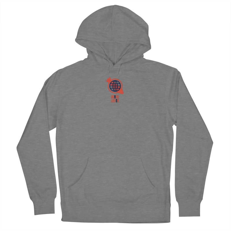 No Annihilation Women's Pullover Hoody by Alleviate Apparel & Goods