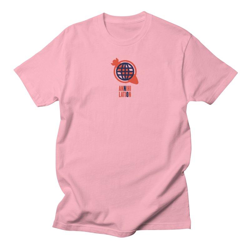 No Annihilation Women's Regular Unisex T-Shirt by Alleviate Apparel & Goods