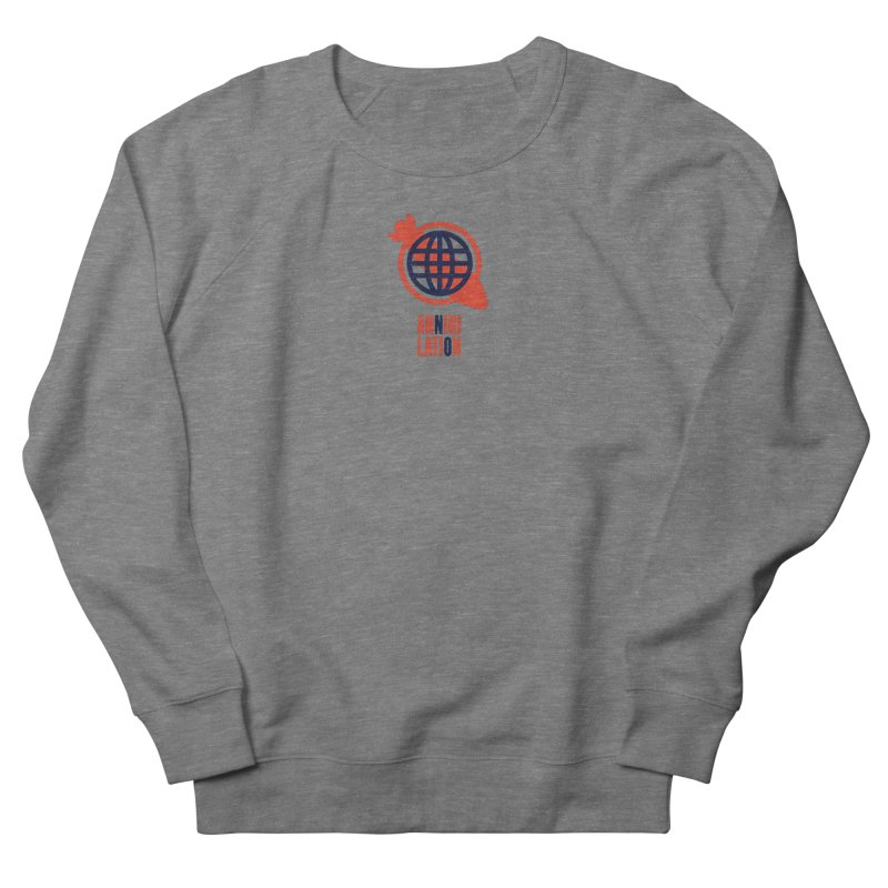 No Annihilation Men's French Terry Sweatshirt by Alleviate Apparel & Goods