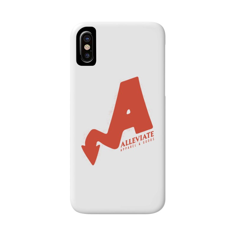 Alleviate Accessories Phone Case by Alleviate Apparel & Goods