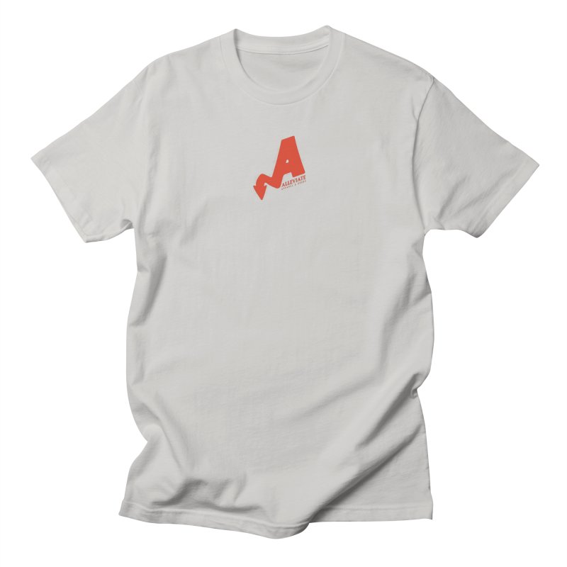 Alleviate Men's T-Shirt by Alleviate Apparel & Goods