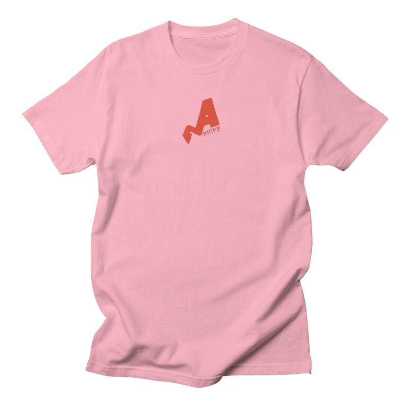 Alleviate Women's Regular Unisex T-Shirt by Alleviate Apparel & Goods