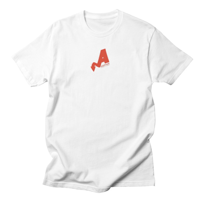 Alleviate Men's Regular T-Shirt by Alleviate Apparel & Goods