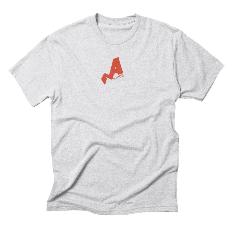 Alleviate Men's Triblend T-Shirt by Alleviate Apparel & Goods