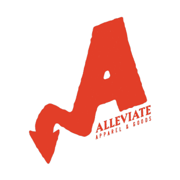Alleviate Apparel & Goods Logo