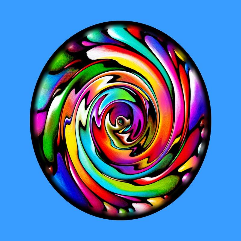 Rainbow Portal None  by Allison Low Art
