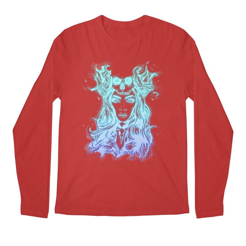 Blueglow Baby Men's Regular Longsleeve T-Shirt by Allison Low Art