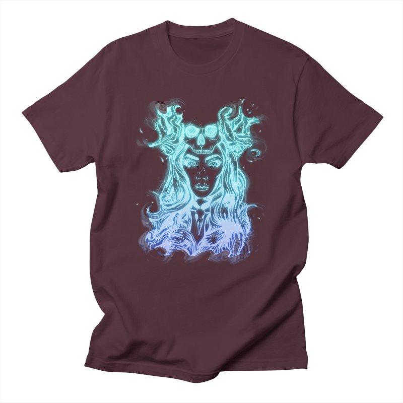 Blueglow Baby Men's Regular T-Shirt by Allison Low Art