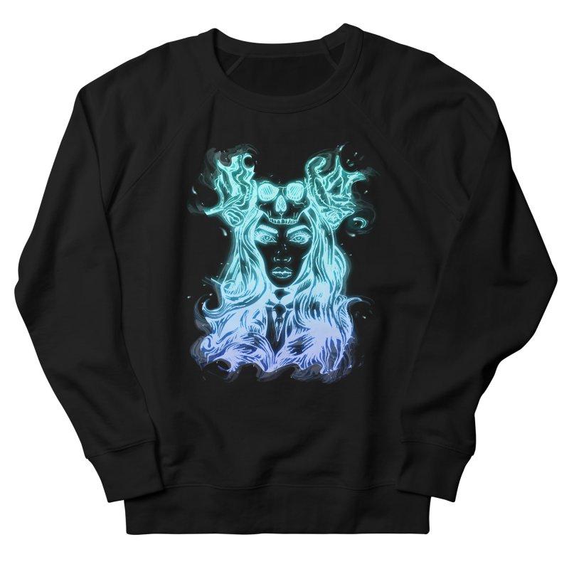 Blueglow Baby Men's Sweatshirt by Allison Low Art