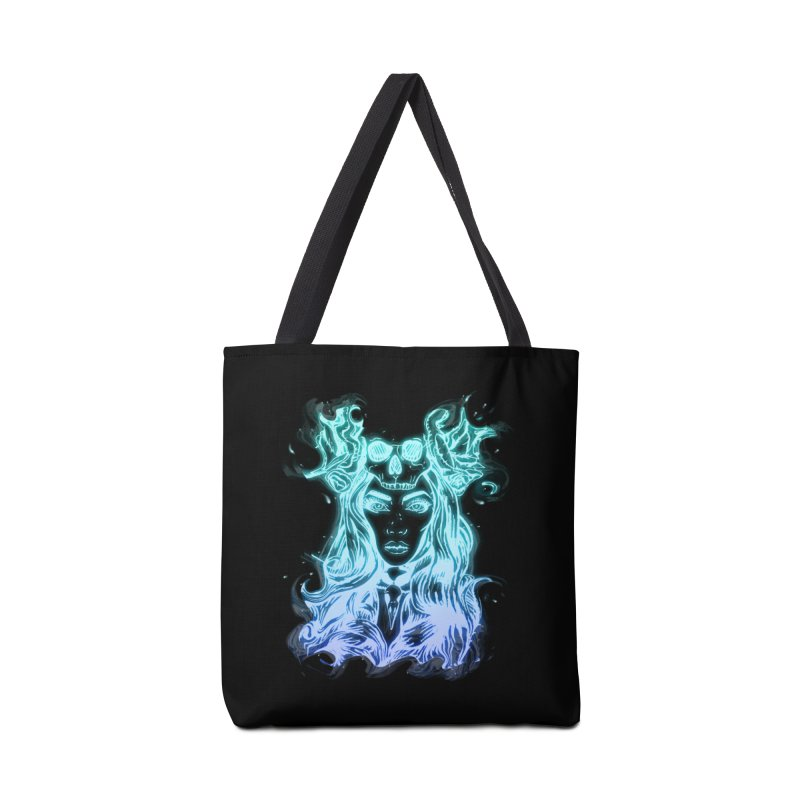 Blueglow Baby Accessories Bag by Allison Low Art