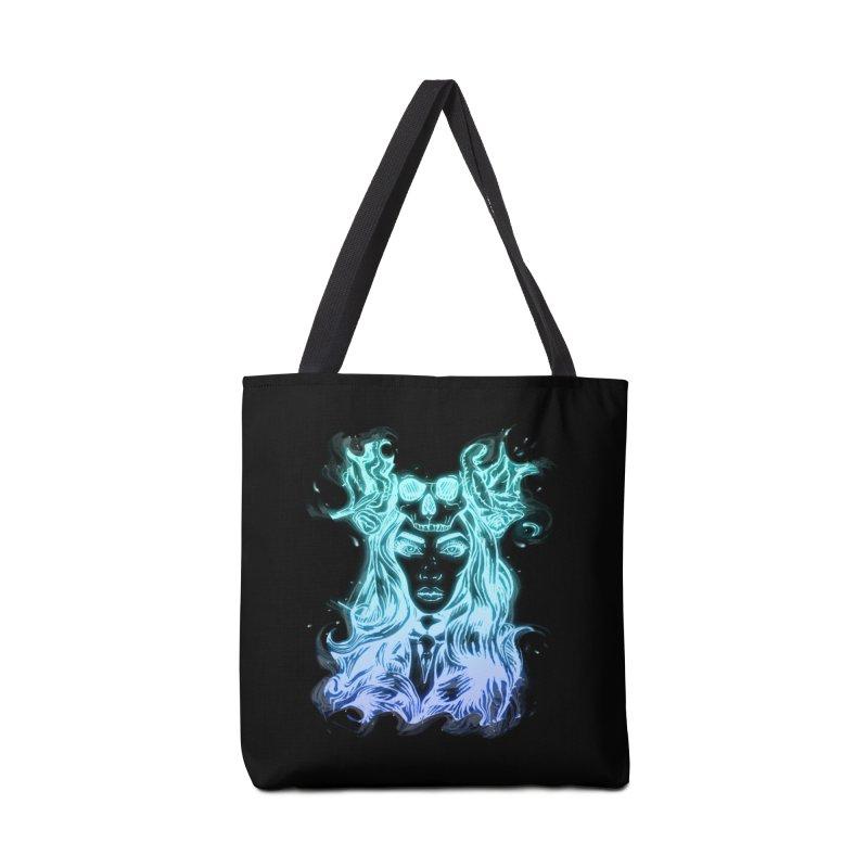 Blueglow Baby Accessories Bag by Allison Low Art