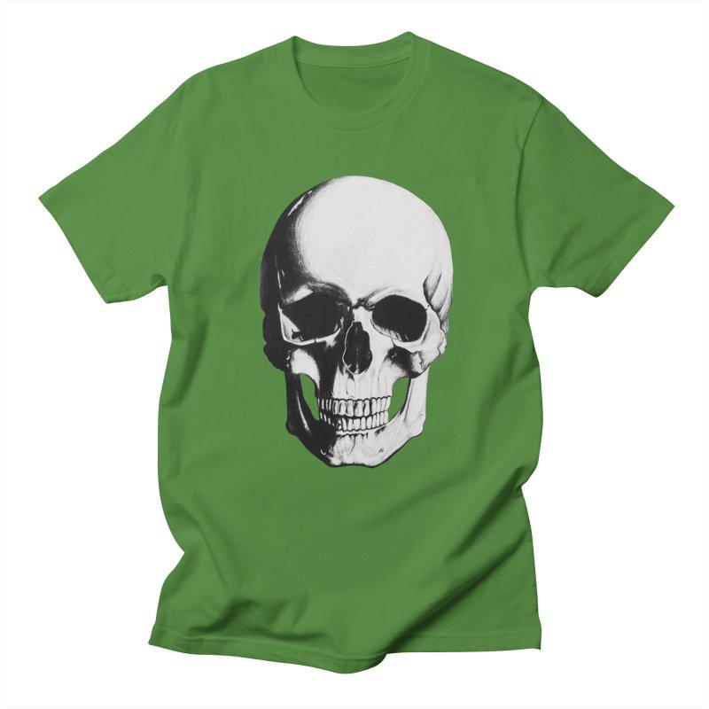 Skull Women's Unisex T-Shirt by Allison Low Art