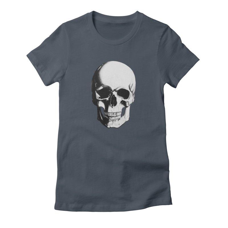 Skull Women's Lounge Pants by Allison Low Art