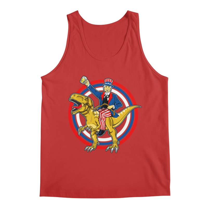 Red, White and Brew Men's Regular Tank by The Final Boss