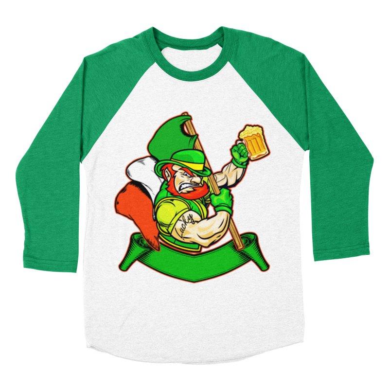 Lucky Women's Baseball Triblend T-Shirt by The Final Boss