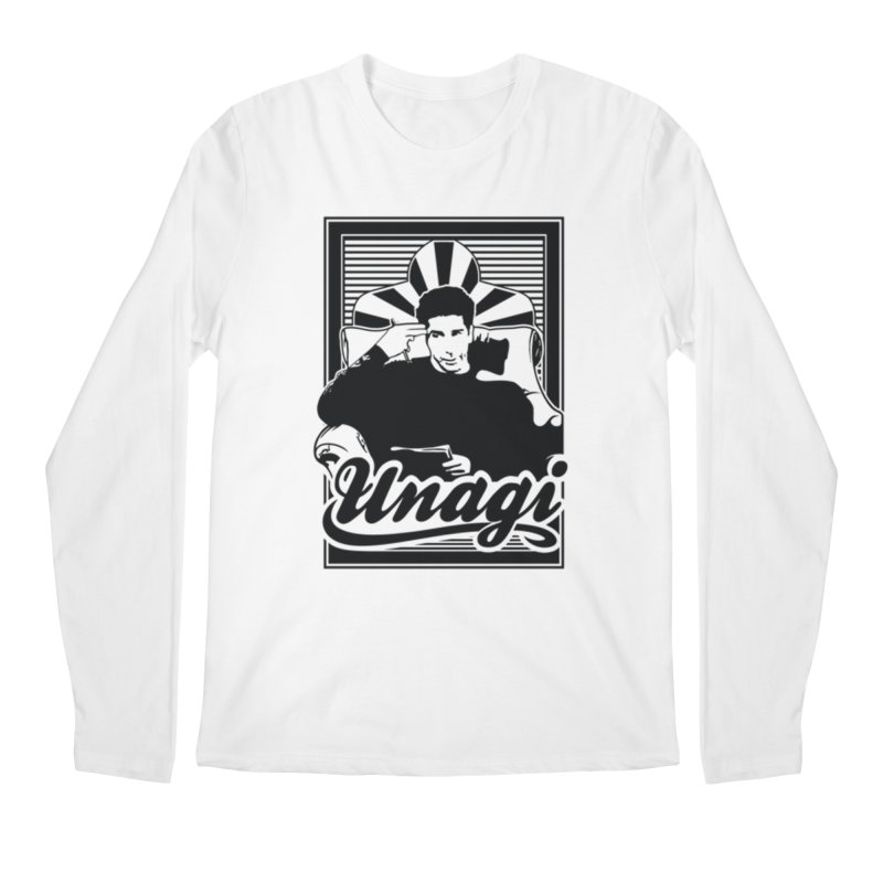 Unagi Men's Longsleeve T-Shirt by The Final Boss