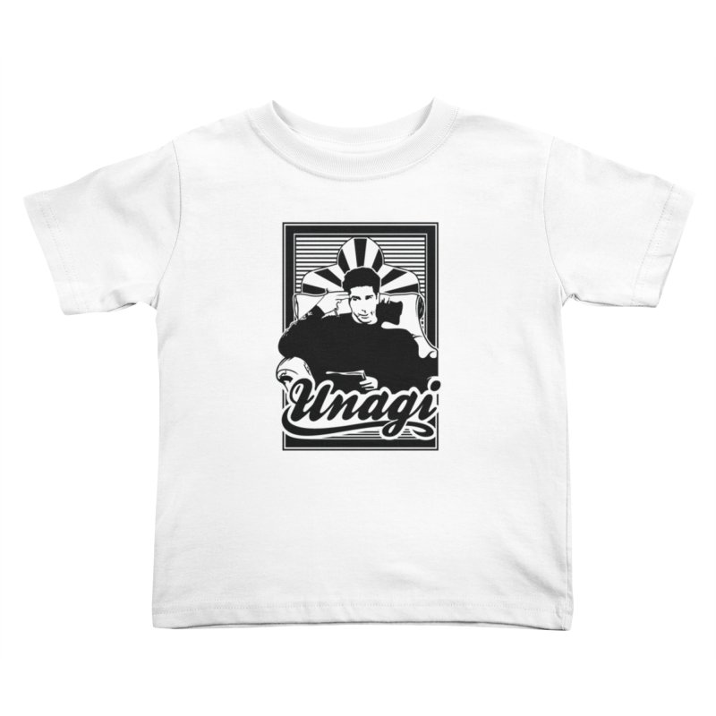Unagi Kids Toddler T-Shirt by The Final Boss