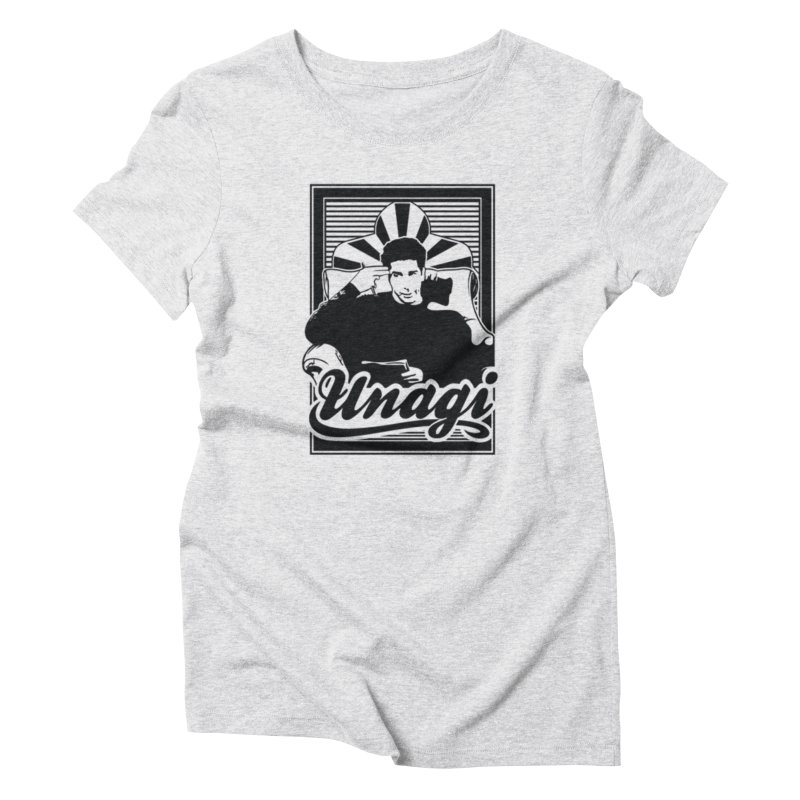 Unagi Women's T-Shirt by The Final Boss