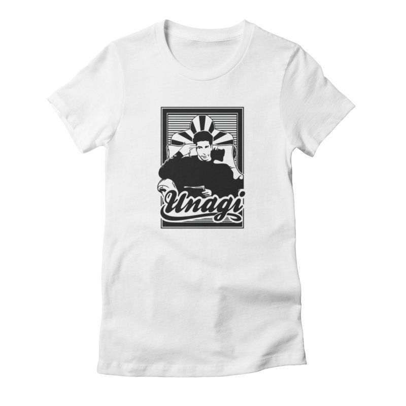 Unagi Women's T-Shirt by The Final Boss
