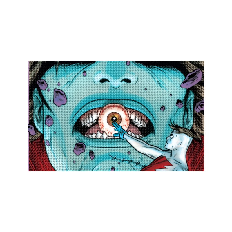 MADMAN EyeFace Accessories Face Mask by Michael Allred