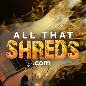 All That Shreds Merchandise Shop Logo