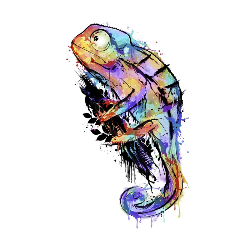 chameleon None  by alnavasord's Artist Shop