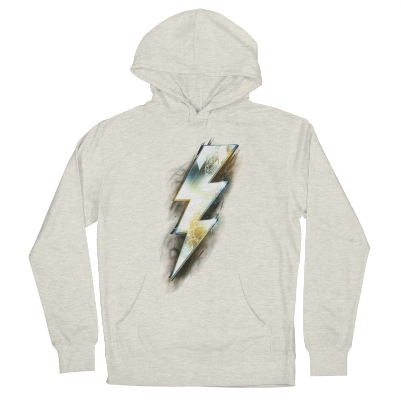 Night of Thunder Men's Pullover Hoody by alnavasord's Artist Shop