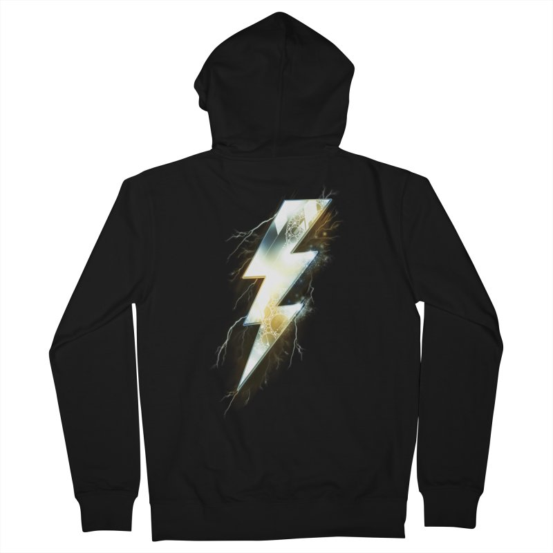 Night of Thunder Women's Zip-Up Hoody by alnavasord's Artist Shop