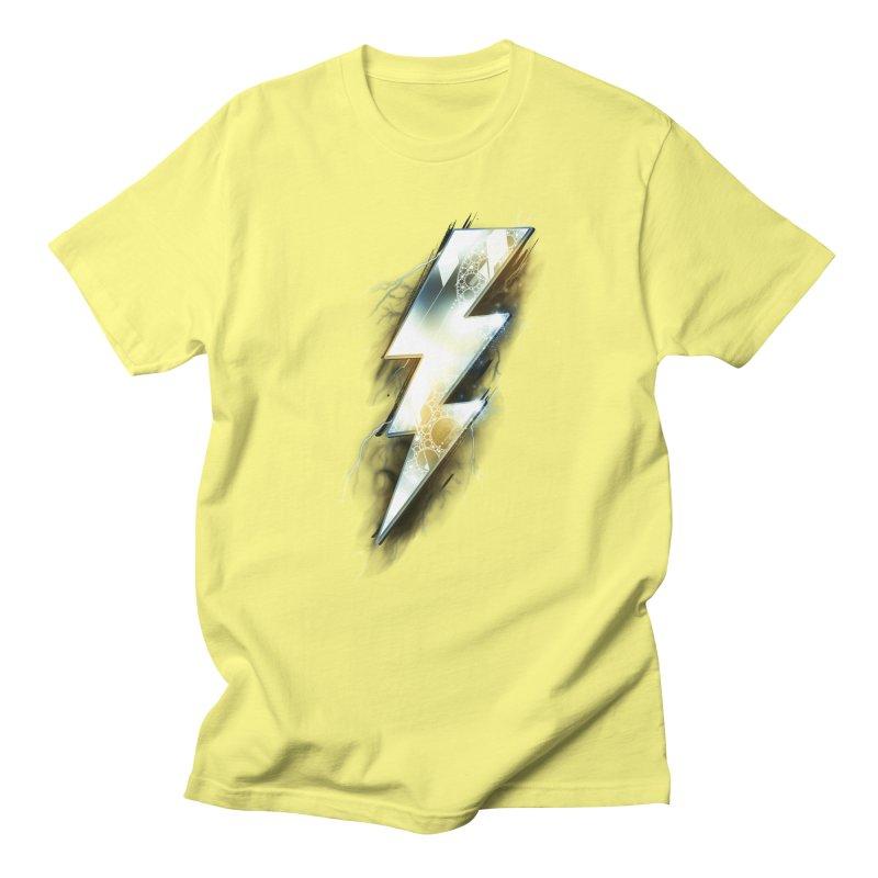 Night of Thunder Men's T-Shirt by alnavasord's Artist Shop
