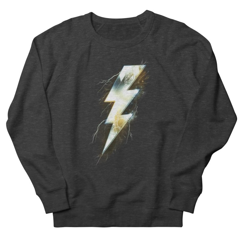 Night of Thunder Men's Sweatshirt by alnavasord's Artist Shop