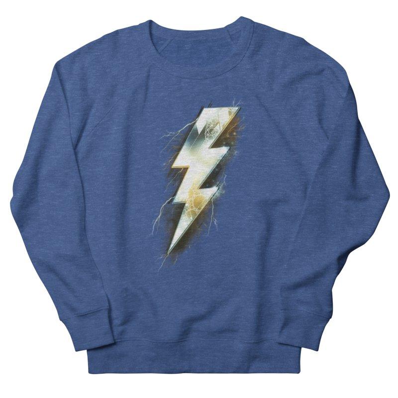 Night of Thunder Men's Sweatshirt by alnavasord's Artist Shop