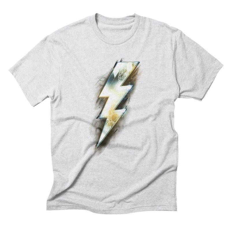 Night of Thunder Men's Triblend T-Shirt by alnavasord's Artist Shop
