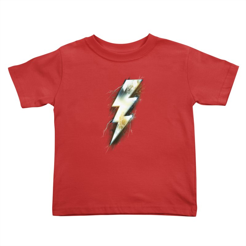 Night of Thunder Kids Toddler T-Shirt by alnavasord's Artist Shop
